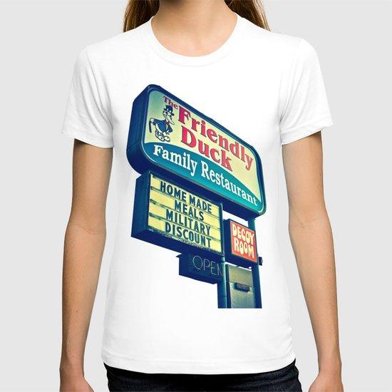 The Friendly Duck T-shirt