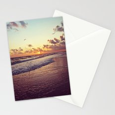 Sunset at Sanibel Stationery Cards
