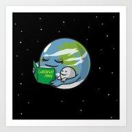 Goodnight Moon Art Print