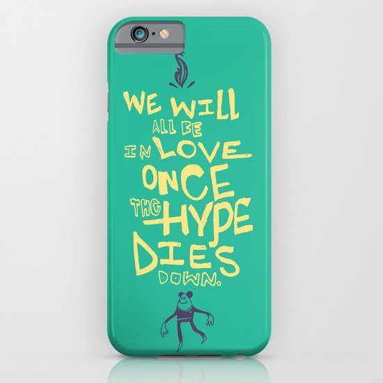 The Hype iPhone & iPod Case