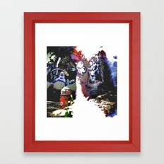 Belton M. Framed Art Print