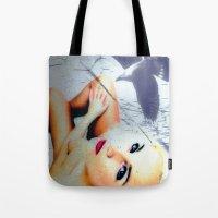 Nude-Art Tote Bag