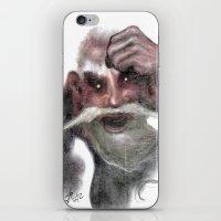 Red Ogre iPhone & iPod Skin