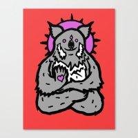 Spirit Koala Canvas Print