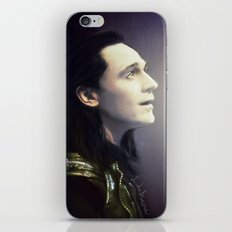 Loki - Incomplete iPhone & iPod Skin