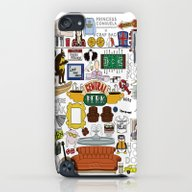 Collage iPod touch Slim Case