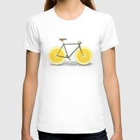 bike T-shirts featuring Zest by Florent Bodart / Speakerine