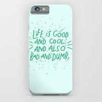 Life Is Everything iPhone 6 Slim Case