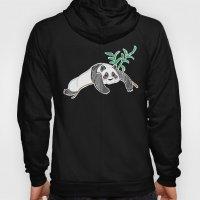 Lazy Panda Hoody