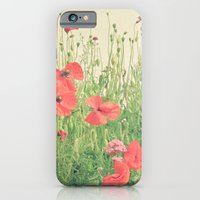 iPhone & iPod Case featuring Sea of Red by Cassia Beck