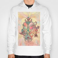 The Fountain of Originality Hoody