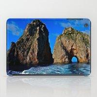Amalfi Coast iPad Case