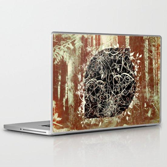 Let It Happen. Laptop & iPad Skin