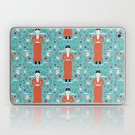 Laptop & iPad Skin featuring Mary Poppins by Carly Watts