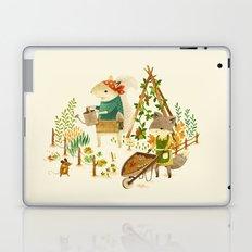 Critters: Summer Gardening Laptop & iPad Skin