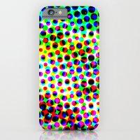 Halftone Color Chart iPhone 6 Slim Case