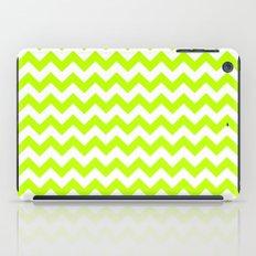 Chevron (Lime/White) iPad Case