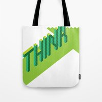 THINK FWRD Tote Bag