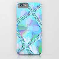 Re-Created  Glass Ceiling VII by Robert S. Lee iPhone 6 Slim Case