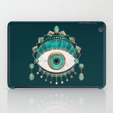 Teal Eye iPad Case