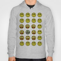 Attack of the Zombie smiley! Hoody