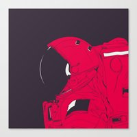 GOD IS AN ASTRONAUT // R Canvas Print