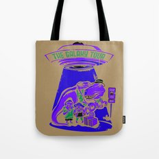 Galaxy Tour Tote Bag
