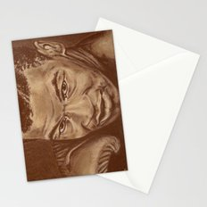 round 7...mike tyson Stationery Cards