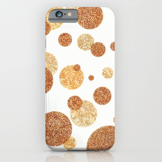 Party Dots iPhone & iPod Case