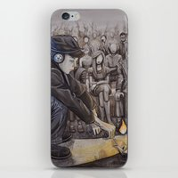 Audience 1 iPhone & iPod Skin