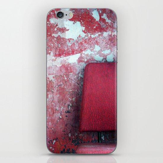 Sit down iPhone & iPod Skin