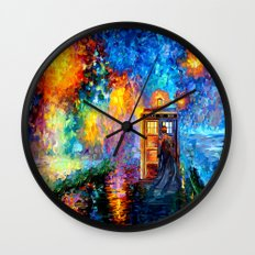 The 10th Doctor Who Star… Wall Clock