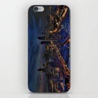The City Of Big Shoulder… iPhone & iPod Skin