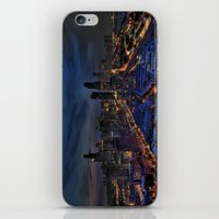 The City Of Big Shoulders iPhone & iPod Skin