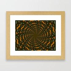Nectar Nebula Framed Art Print