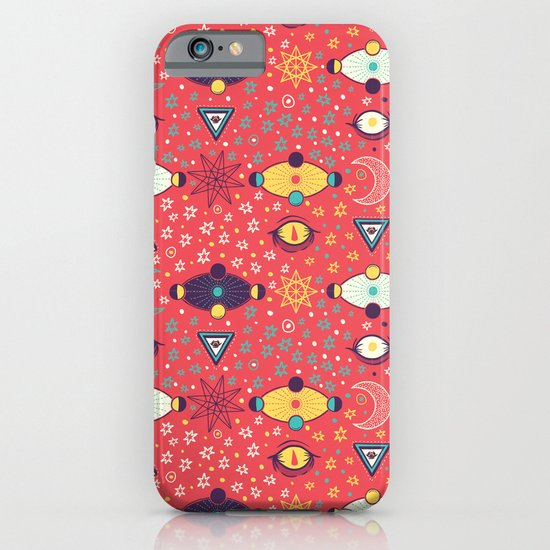 Cosmos Pattern iPhone & iPod Case
