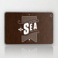 Facing The Sea Laptop & iPad Skin