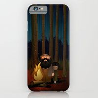 iPhone & iPod Case featuring Where The Woods Finds Us by Oleander & Mint