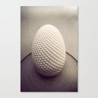 Seed Canvas Print