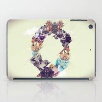 Chrysocolla iPad Case