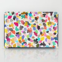 buttercups 3 iPad Case