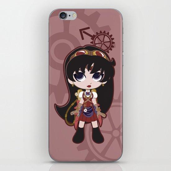 Steampunk Sailor Mars - Sailor Moon iPhone & iPod Skin
