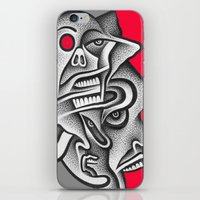Schism iPhone & iPod Skin