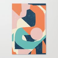 Dreamy Reactions Canvas Print