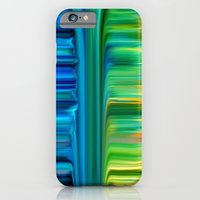 iPhone & iPod Case featuring Waterfall by Bruce Stanfield