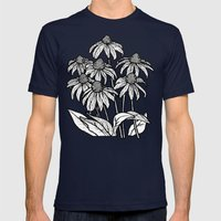 Love Summertime Mens Fitted Tee Navy SMALL