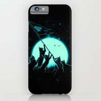 iPhone & iPod Case featuring Freedom Cats by nicebleed