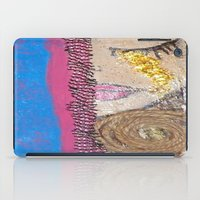 Tears Of Gold iPad Case