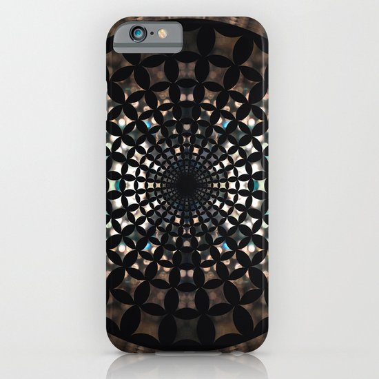 Shaped Lights #5 iPhone & iPod Case