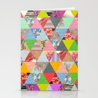 lost Stationery Cards featuring Lost in ▲ by Bianca Green